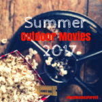 Summer Outdoor Movies 2017