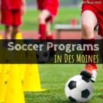 Soccer For Kids in Des Moines