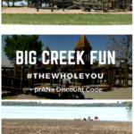 Big Creek Fun + #TheWholeYou