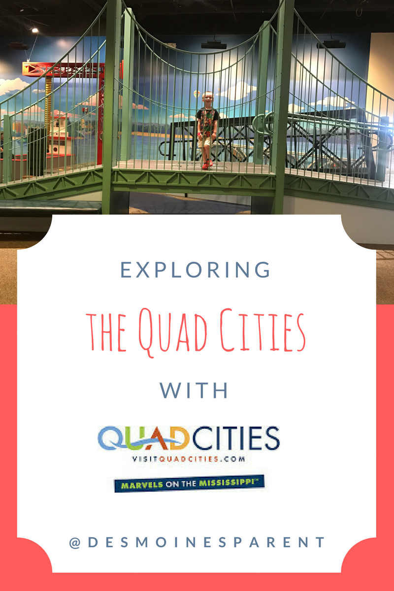 Exploring the Quad Cities