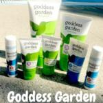 Goddess Garden Sunscreen + Giveaway