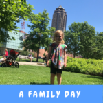 A Family Day in Western Gateway Park