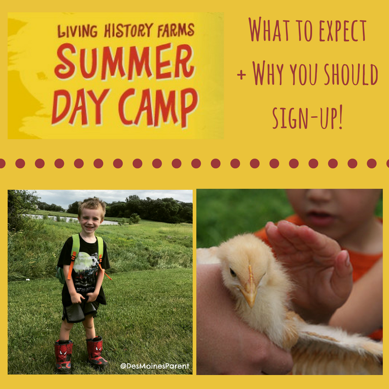Living History Farms: Summer Day Camp
