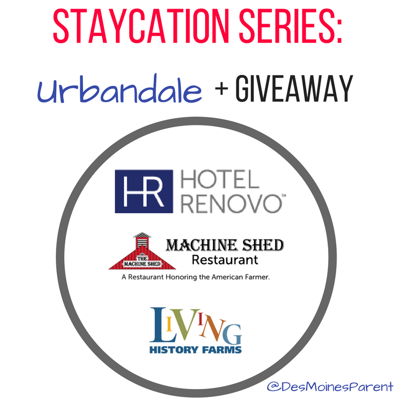 Staycation Series: Urbandale