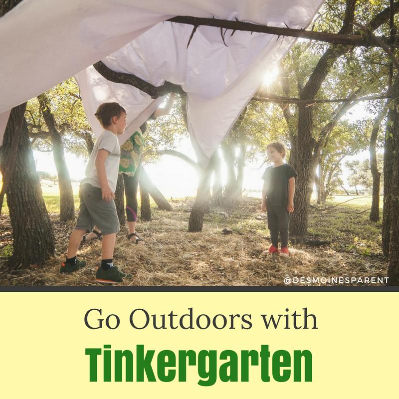 Go Outdoors with Tinkergarten