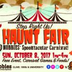 Nobbies: Annual Haunt Fair 2017