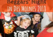 Beggars' Night, Des Moines, Iowa