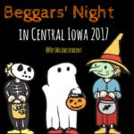 Beggars' Night in Central Iowa 2017