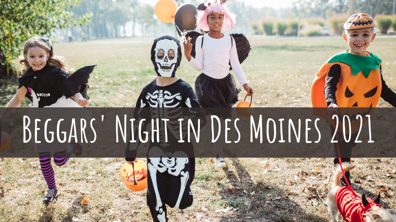 Beggars' Night in Des Moines