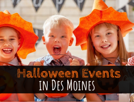 Halloween events, halloween activities, fall, Des Moines, iowa,