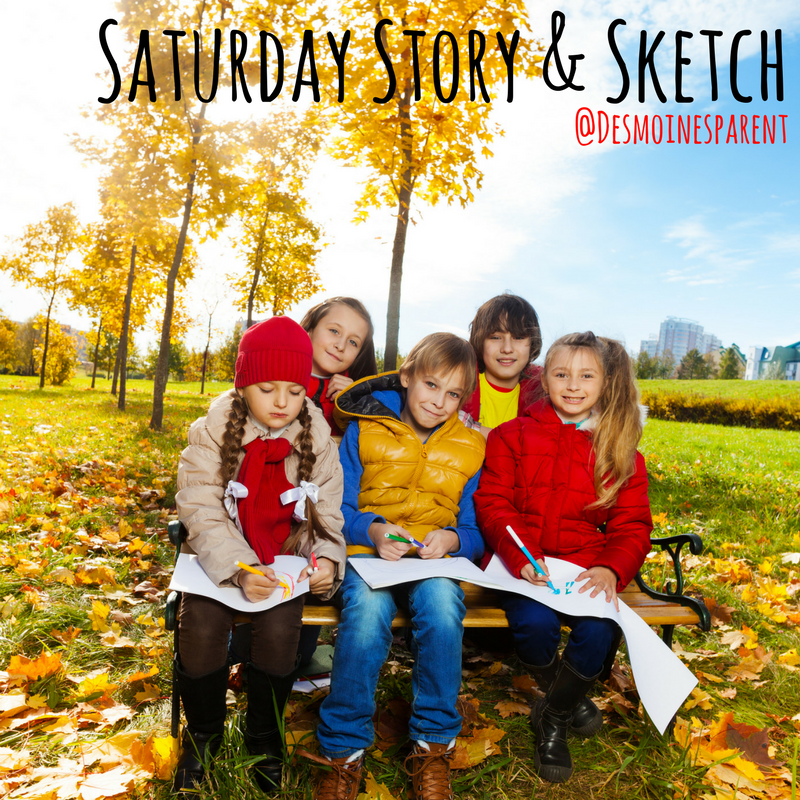 Saturday Story & Sketch