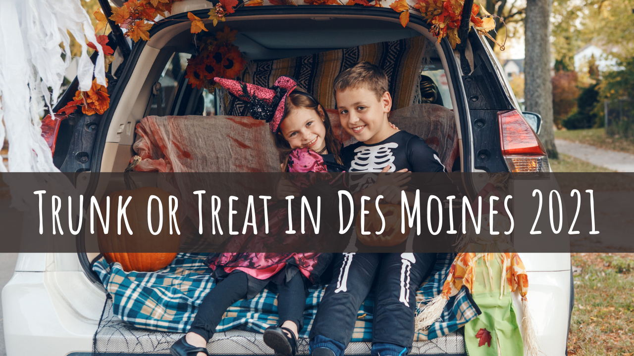 Trunk or Treat in Des Moines