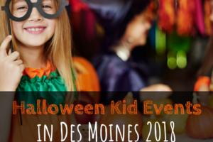 Halloween, Des Moines, Iowa