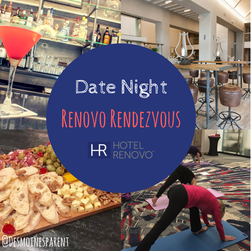 Date Night: Renovo Rendezvous