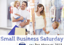 Small Business Saturday, Des Moines, Iowa
