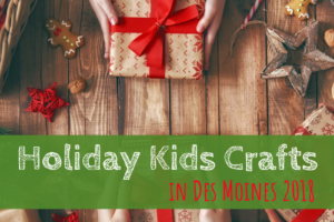 Kids crafts, holidays, Christmas