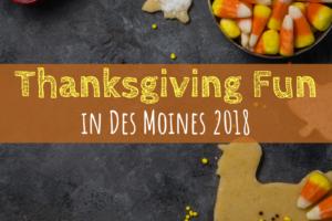 Thanksgiving, Des Moines, Iowa