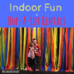 Indoor Fun at Hop-A-Lot Rentals