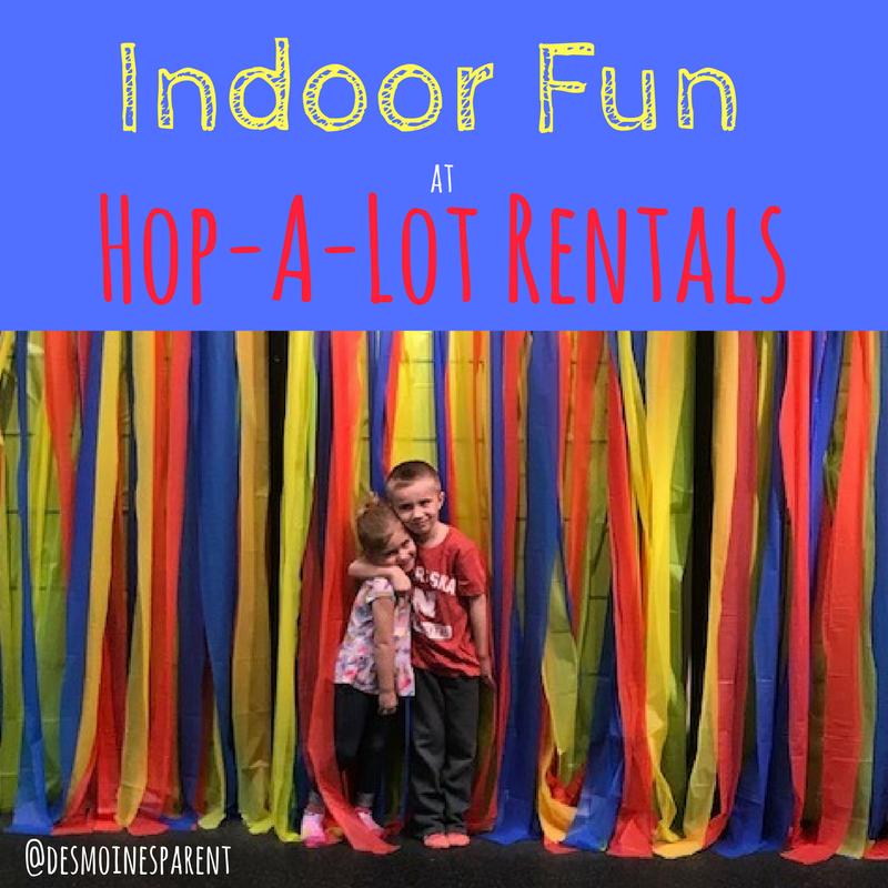 Indoor Fun at Hop-A-Lot Rentals