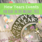 New Years Events for Kids in Des Moines