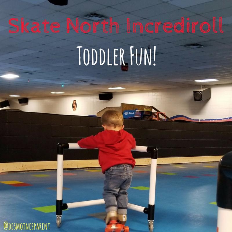 Skate North: Toddler Fun!