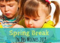 Spring Break, Spring Break Des Moines, Des Moines