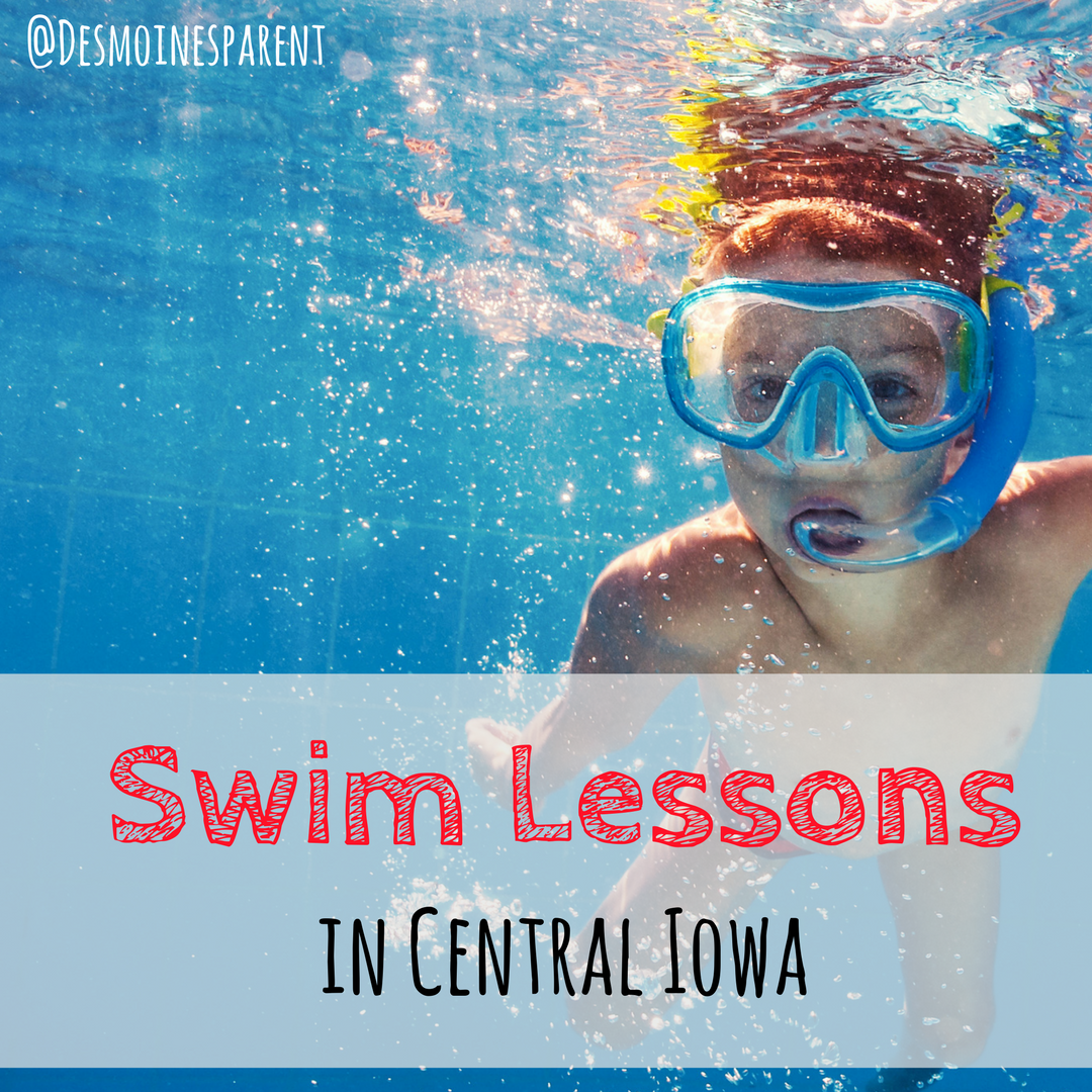 Swim Lessons in Des Moines