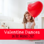 Valentine Dances in Des Moines 2019