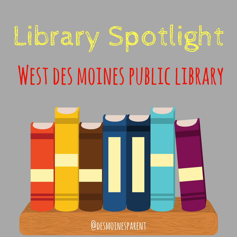 The West Des Moines Library