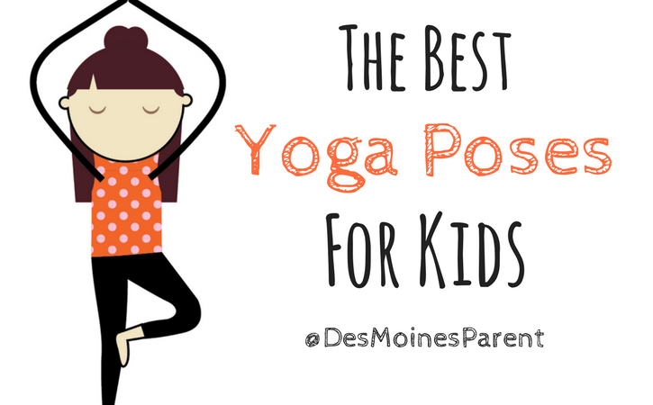 The Best Yoga Poses for Kids