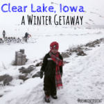 Clear Lake, Iowa a Winter Getaway