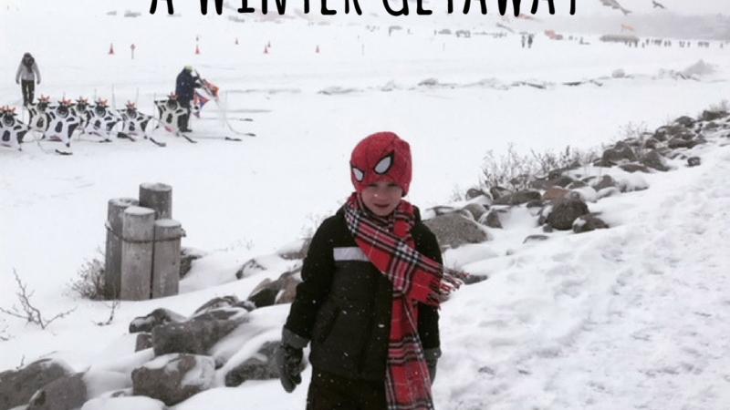Clear Lake, Iowa a Winter Getaway