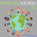 Earth Day in Des Moines 2018
