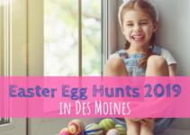 Easter Egg Hunt, Des Moines, Easter 2019, Easter