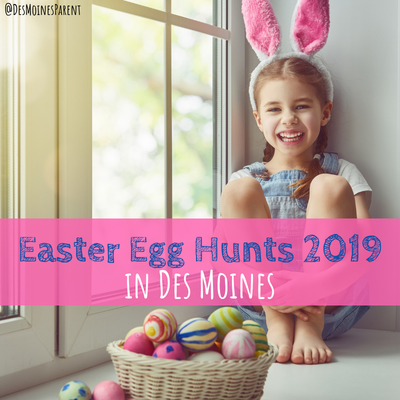 Easter Egg Hunt, Des Moines, Easter 2019, Easter