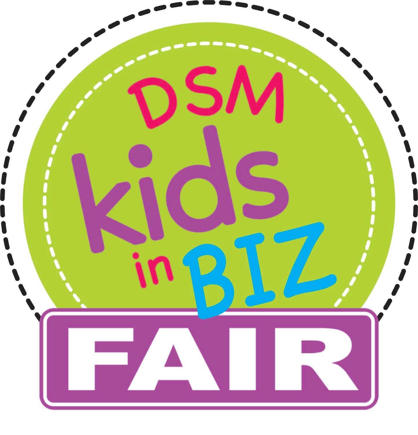 DSM Kids in Biz Fair