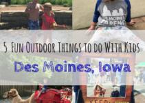 Des Moines, Iowa, Outdoors