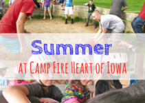 Iowa, Summer Camp, Summer, Camp Fire Heart of Iowa