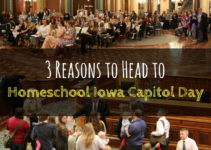 Homeschool Iowa, Capitol Day, Des Moines, Iowa