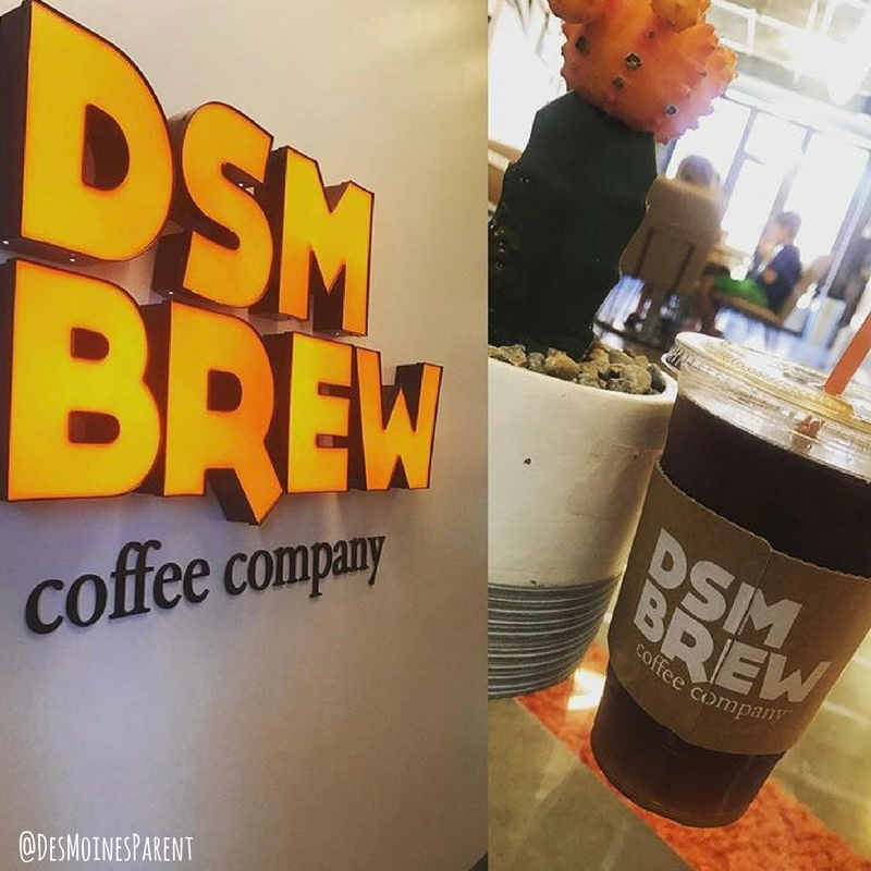 Des Moines, Iowa, Coffee, DSM Brew
