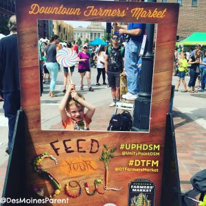 Downtown Des Moines Farmers Market, Des Moines, Iowa, Farmers Market