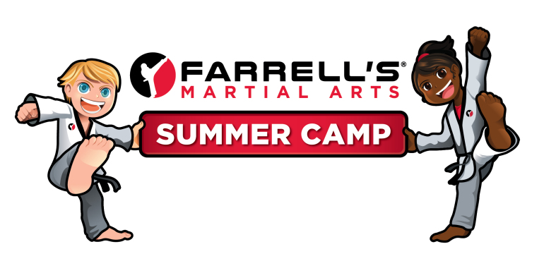 Summer Camp, Des Moines, Farrell's Martial Arts