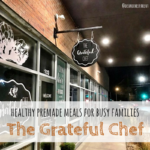 The Grateful Chef, Des Moines, Iowa, Meal prep