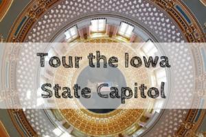 Des Moines, Iowa, Capitol