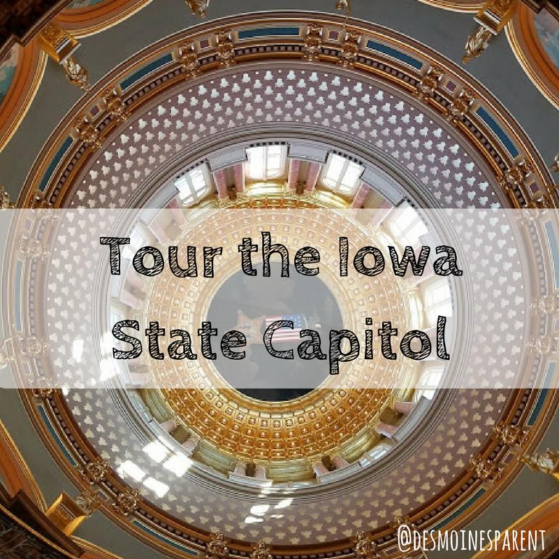 Tour the Iowa State Capitol