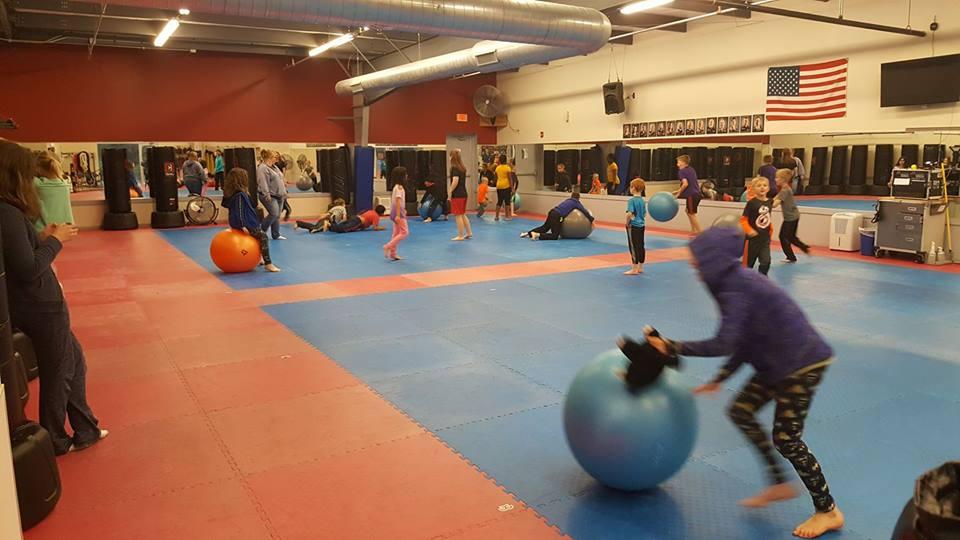 Summer Camp, Farrell's Martial Arts, Des Moines