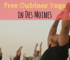 Outdoor, Yoga, Des Moines, Iowa