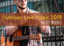 Des Moines, Iowa, Outdoor music, live music, summer, music