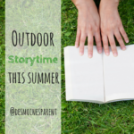 Outdoor Storytime in Des Moines