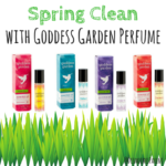 Spring Clean with Goddess Garden Perfume